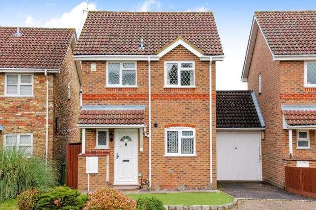 3 Bedrooms Link Detached House for sale in Bagshot, Surrey