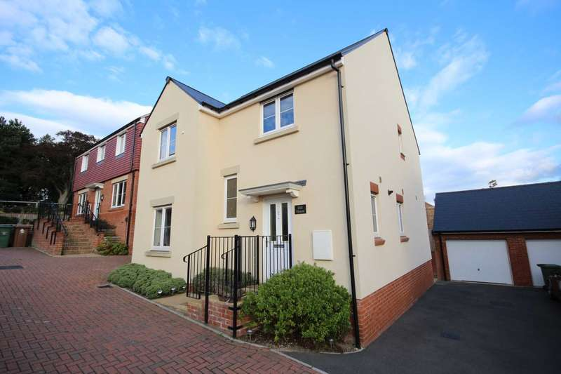4 Bedrooms Detached House for sale in Spoonbill Rise, Bracknell