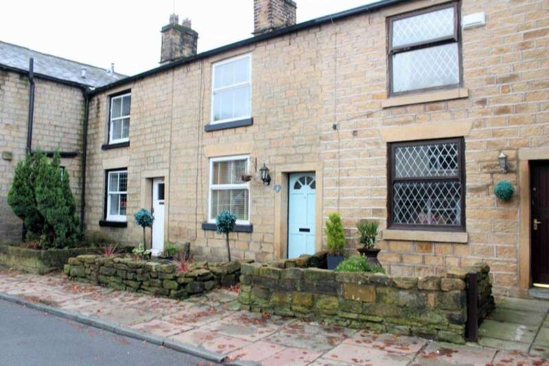 2 Bedrooms Cottage House for sale in Eagley Bank, Eagley