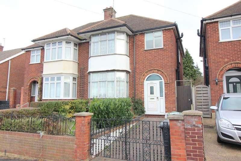 3 Bedrooms Semi Detached House for sale in Culverhouse Road, Luton, Bedfordshire, LU3 1PZ