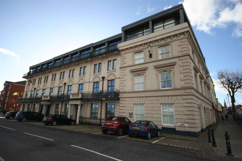 2 Bedrooms Flat for sale in Tower Promenade, Wallasey, CH45 2JY
