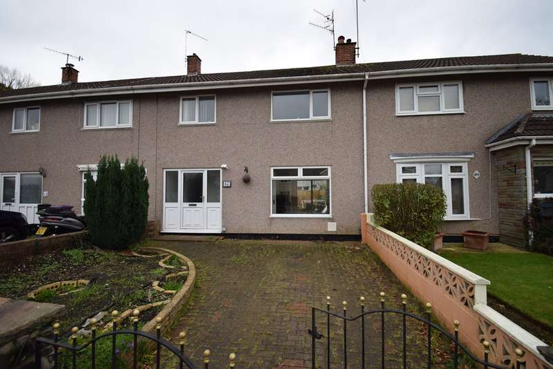 3 Bedrooms Terraced House for sale in Llanyravon Way, Llanyravon, Cwmbran, NP44