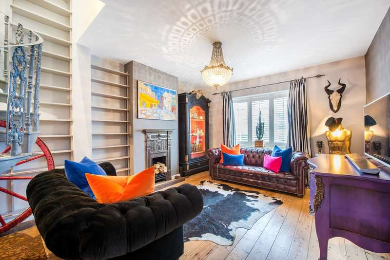 2 Bedrooms House for sale in New Road, Ham, TW10