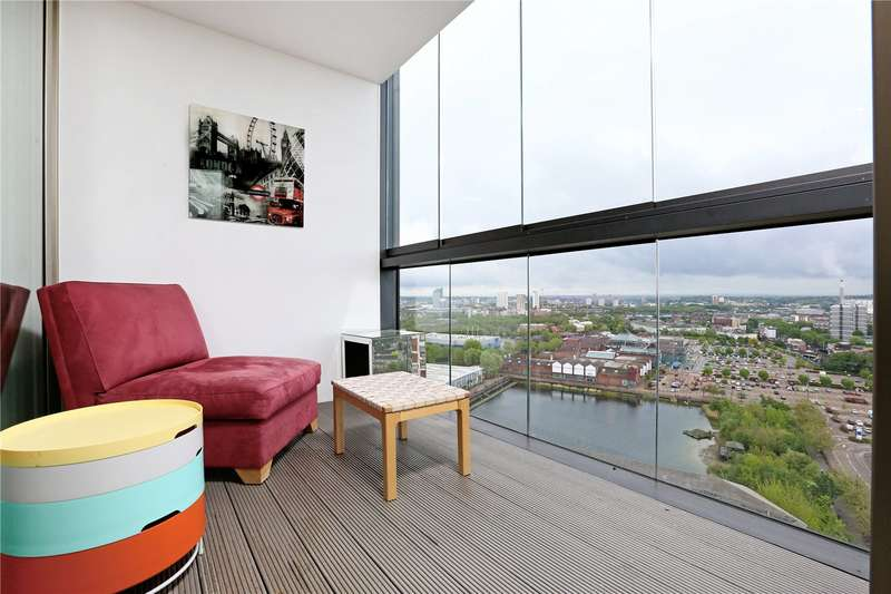 2 Bedrooms Flat for sale in Ontario Point, 28 Surrey Quays Road, London, SE16