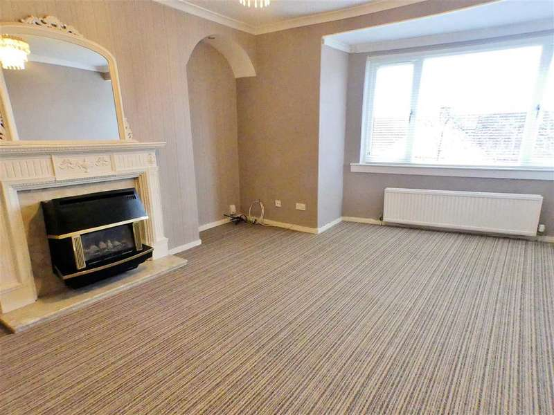 2 Bedrooms Apartment Flat for sale in Urquhart Drive, East Mains, EAST KILBRIDE