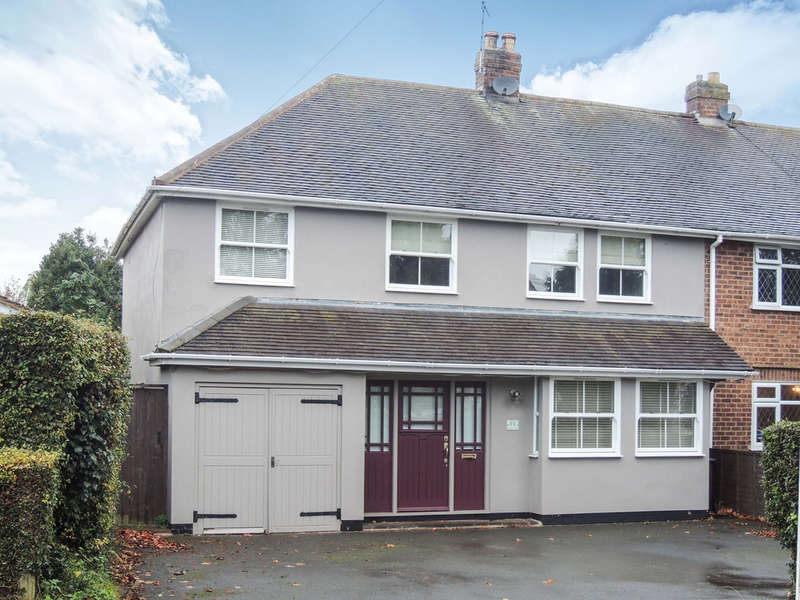 Unique Property for sale in Station Road, Balsall Common