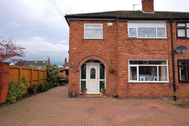 3 Bedrooms Semi Detached House for sale in Moorcroft Avenue, Great Boughton