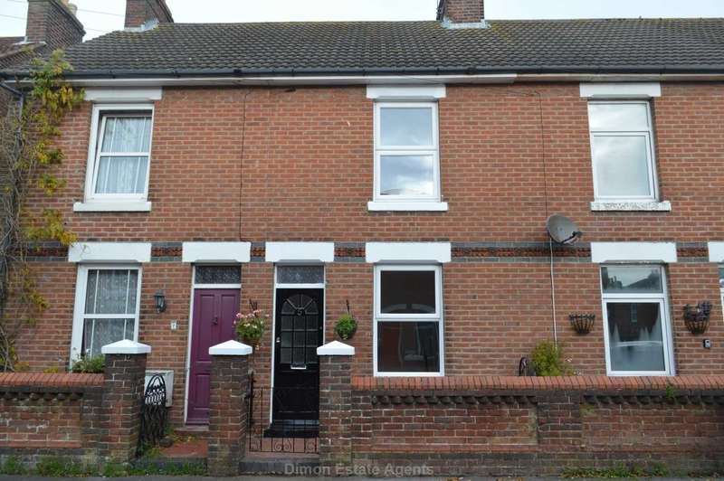 3 Bedrooms Terraced House for sale in New Road, Fareham