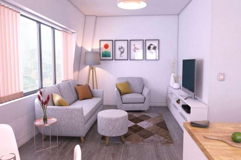 2 Bedrooms Flat for sale in Queens Street, Sheffield, S1