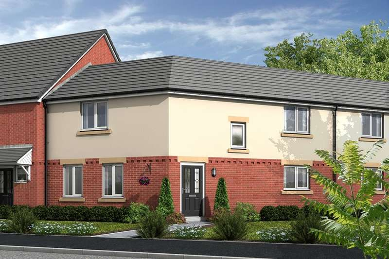 4 Bedrooms Semi Detached House for sale in The Dalton, Higher Walton, Preston, PR5