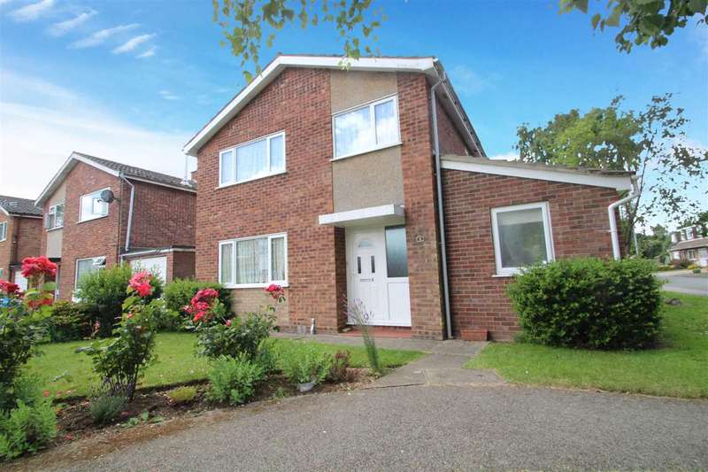 4 Bedrooms Detached House for sale in The Queech, Capel St. Mary