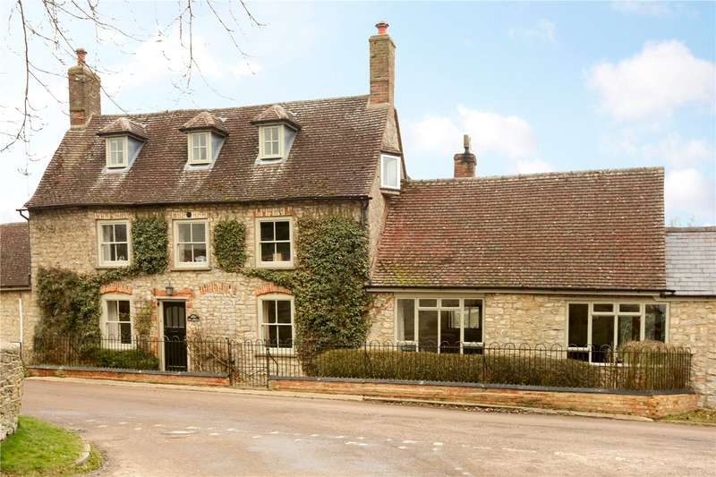6 Bedrooms Detached House for sale in Tompkins Lane, Marsh Gibbon, Near Bicester, Oxfordshire, OX27