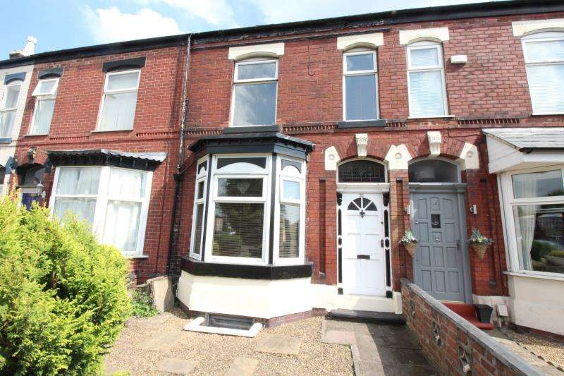 3 Bedrooms Terraced House for sale in Reddish Road , South Reddish