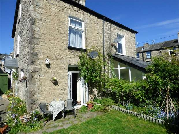 3 Bedrooms Cottage House for sale in Castle View, Kendal, Cumbria
