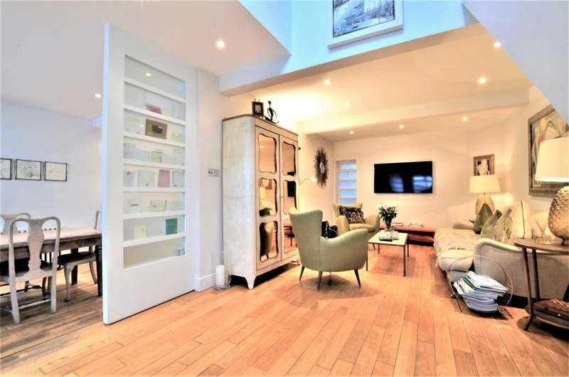 4 Bedrooms Mews House for sale in Eccleston Square Mews, London