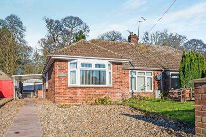 3 Bedrooms Bungalow for sale in Thorpe St. Andrew, Norwich, Norfolk