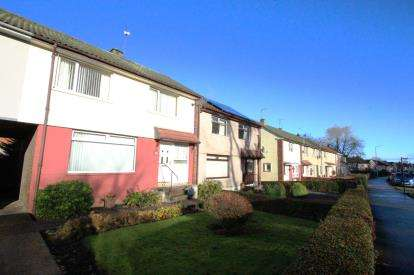 3 Bedrooms Terraced House for sale in Warout Road, Glenrothes