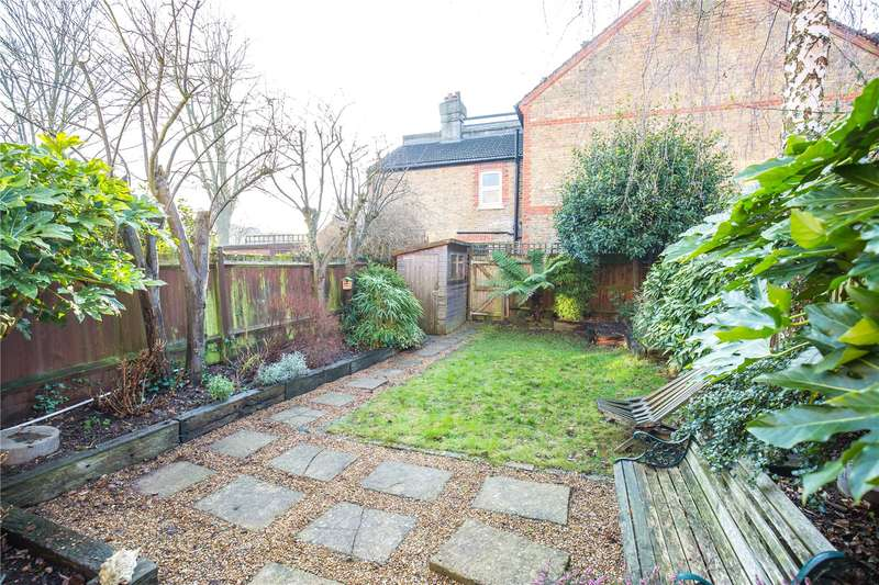 2 Bedrooms Apartment Flat for sale in Fortis Green, East Finchley, London, N2