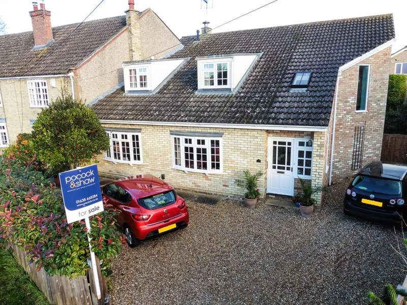 4 Bedrooms Semi Detached House for sale in North Street, Burwell