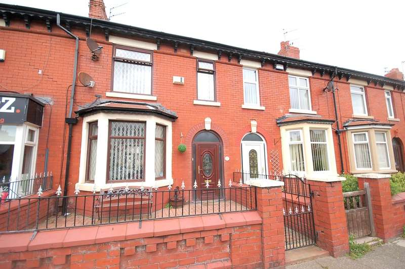 3 Bedrooms Terraced House for sale in Grange Road, Blackpool