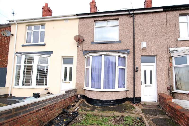 2 Bedrooms Terraced House for sale in Powell Avenue, Blackpool