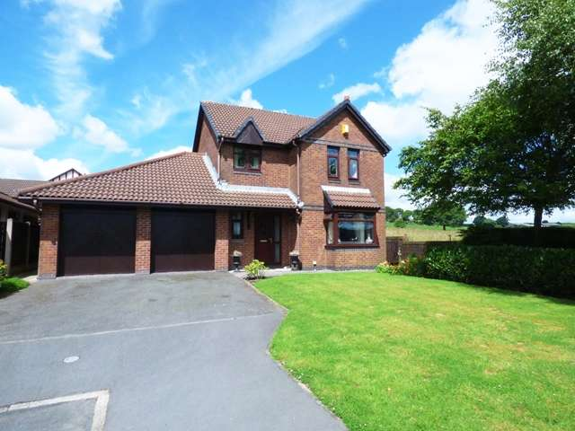 4 Bedrooms Detached House for sale in Parke Road, Brinscall, Chorley, PR6