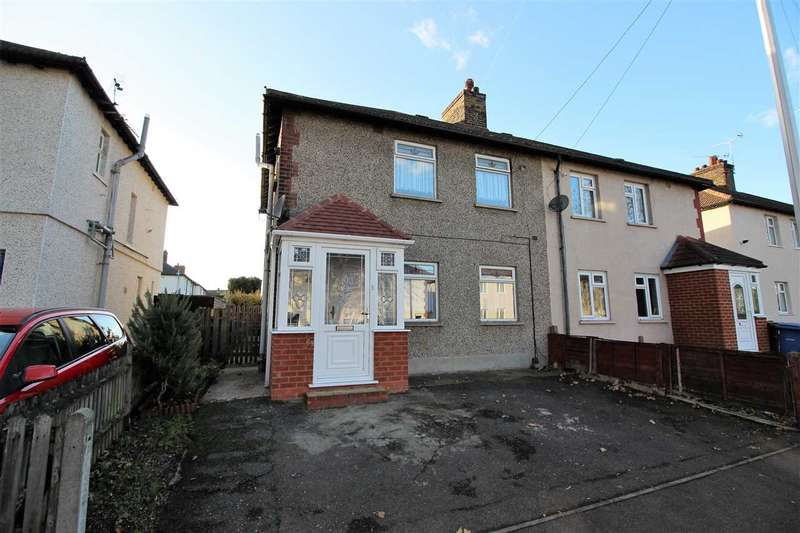3 Bedrooms Semi Detached House for sale in Lenthall Avenue