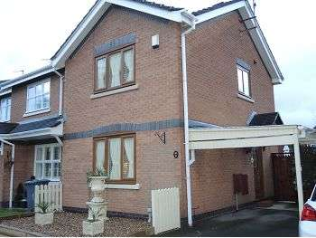 2 Bedrooms Semi Detached House for sale in Boxtree Close, Croxteth Park, West Derby, Liverpool