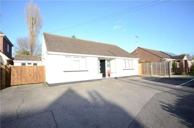6 Bedrooms Detached Bungalow for sale in High Street, Sandhurst, Berkshire