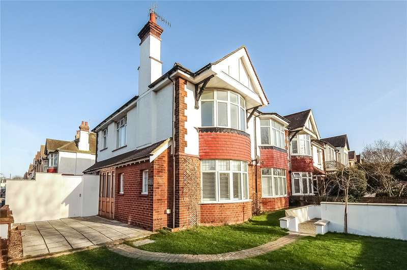 6 Bedrooms Semi Detached House for sale in New Church Road, Hove, East Sussex, BN3
