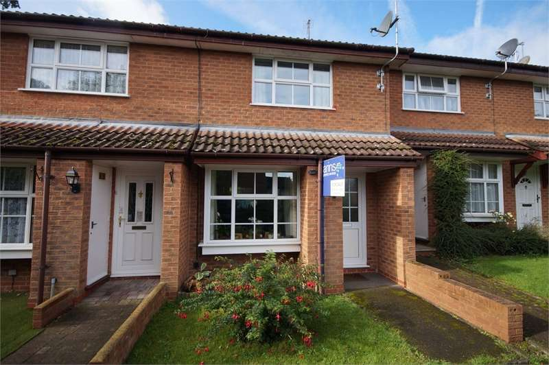 2 Bedrooms Terraced House for sale in Wimblington Drive, Lower Earley, READING, Berkshire