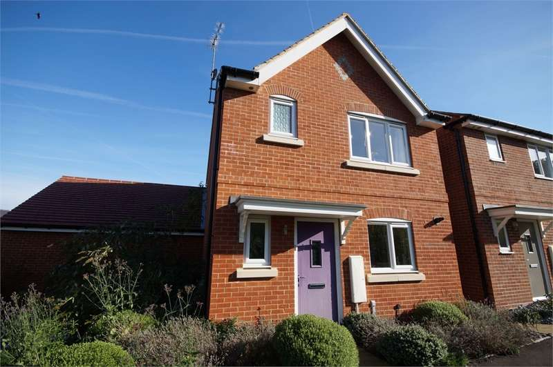 3 Bedrooms Detached House for sale in Elk Path, Three Mile Cross, READING, Berkshire