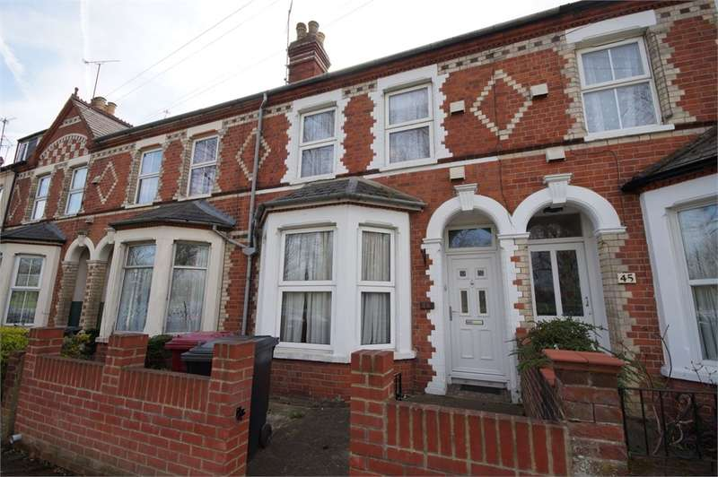 3 Bedrooms Terraced House for sale in Palmer Park Avenue, READING, Berkshire
