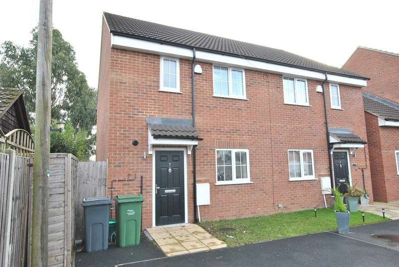 4 Bedrooms Town House for sale in Padworth