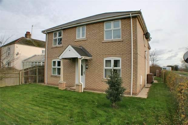4 Bedrooms Detached House for sale in Wimblington Road, March, Cambridgeshire