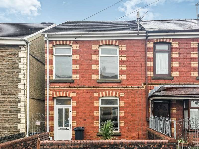 3 Bedrooms End Of Terrace House for sale in Stanley Road, Skewen, Neath, Neath Port Talbot. SA10 6LP