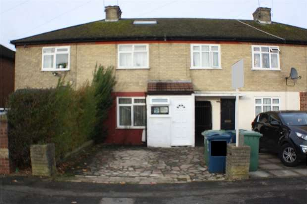 3 Bedrooms Terraced House for sale in Wigton Gardens, STANMORE, Middlesex
