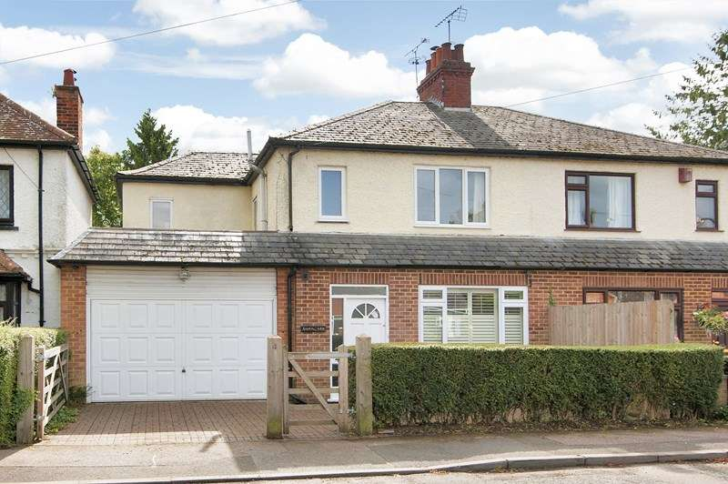 3 Bedrooms Semi Detached House for sale in Twyford Grove, Twyford, Banbury
