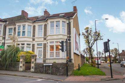 3 Bedrooms End Of Terrace House for sale in Lodge Road, Kingswood, Bristol