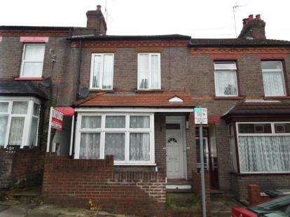 3 Bedrooms Terraced House for sale in Chiltern Rise, Luton, Bedfordshire