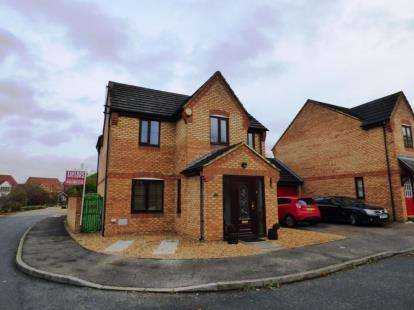 4 Bedrooms Detached House for sale in Tynemouth Rise, Monkston, Milton Keynes