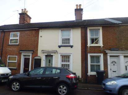 2 Bedrooms Terraced House for sale in Vandyke Road, Leighton Buzzard, Bedford, Bedfordshire