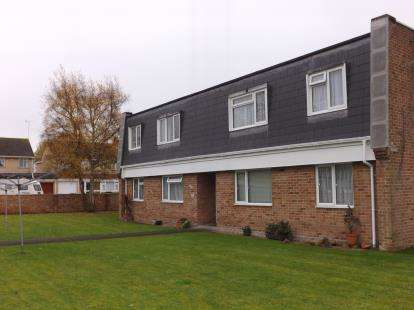 2 Bedrooms Flat for sale in Trent Road, Greenmeadow, Swindon, Wiltshire