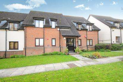 2 Bedrooms Flat for sale in The Birches, Marlborough Road, Swindon, Wiltshire