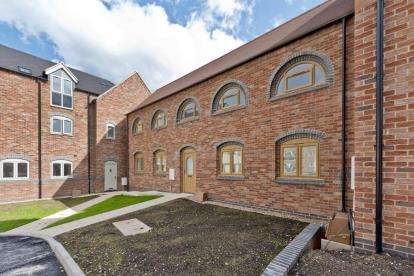 3 Bedrooms Semi Detached House for sale in Milford Green Court, Malkins Way, Shawbury Lane