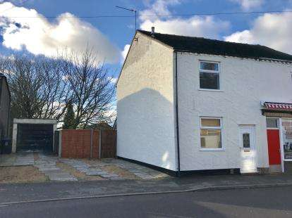 House for sale in Liverpool Road, Red Street, Newcastle, Staffordshire