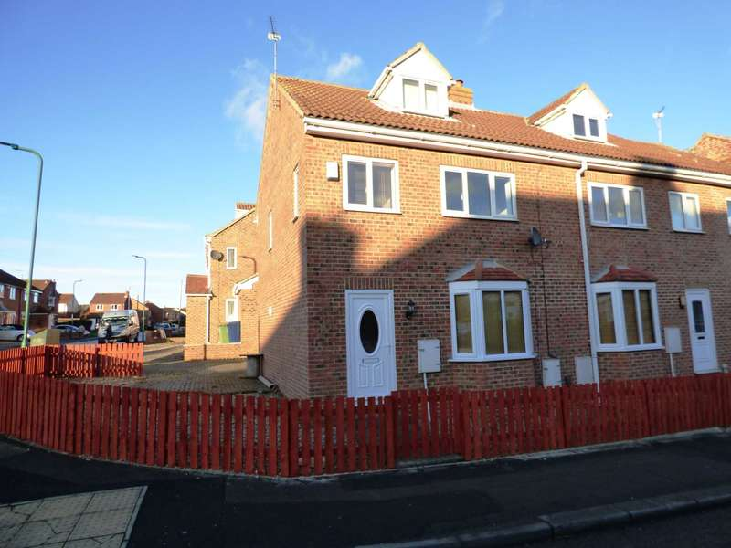 3 Bedrooms Semi Detached House for sale in High Street, Brotton