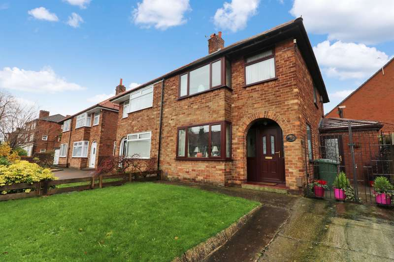 3 Bedrooms House for sale in Mather Rd , Birkenhead, Prenton, CH43 1TS