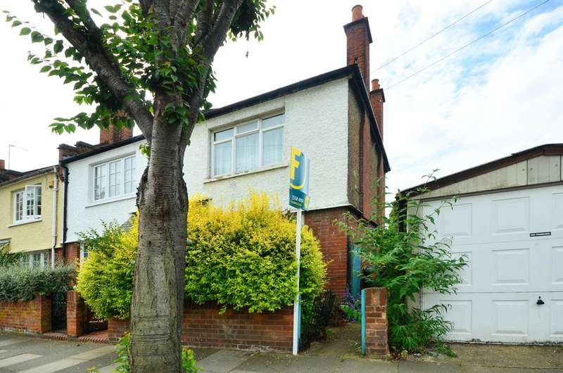 1 Bedroom Flat for sale in Sketty Road, Enfield Town, EN1