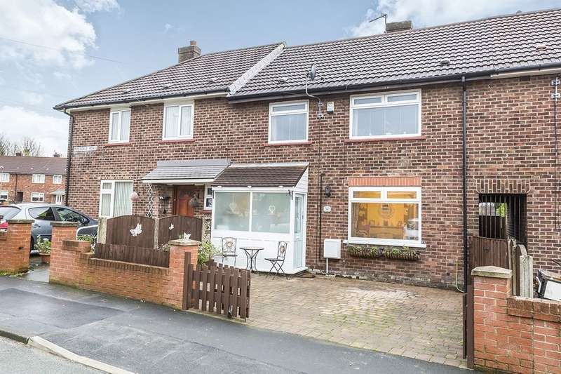3 Bedrooms Property for sale in Mossdale Road, Ashton-In-Makerfield, Wigan, WN4